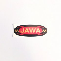 Sticker - Jawa Banan Junior, Vajicko