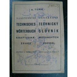 Obrázkový technický slovník motorových vozidel