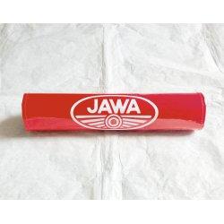 Crossbar Pad for Handlebar - JAWA - red