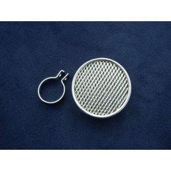 Vzduchový filtr AMAL průměr 75mm s excentrickým vstupem