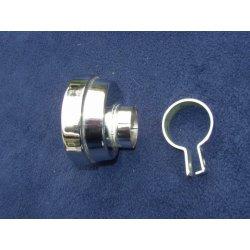 Vzduchový filtr AMAL průměr 94mm s excentrickým vstupem