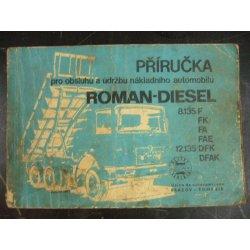 Roman-Diesel - návod k obsluze