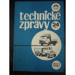 Avia - Technické zprávy 24