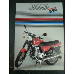 Leaflet - Jawa 350 / 638