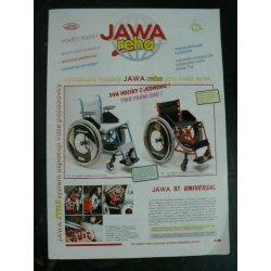 Leaflet - Jawa reha: wheelchairs