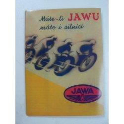 Leaflet - Jawa prewar - copy