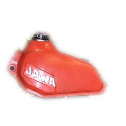 Fuel tank - Jawa Bitrak - fiberglass