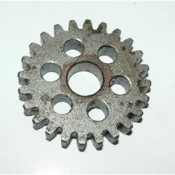 Gear wheel of I. speed - 24 cogs - Jawa Perak, Kyvacka, Panelka