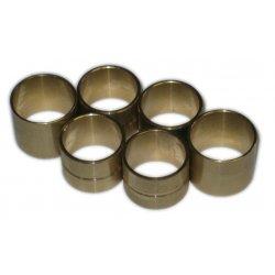 Front fork bushes - 6-unit - Jawa - bronz