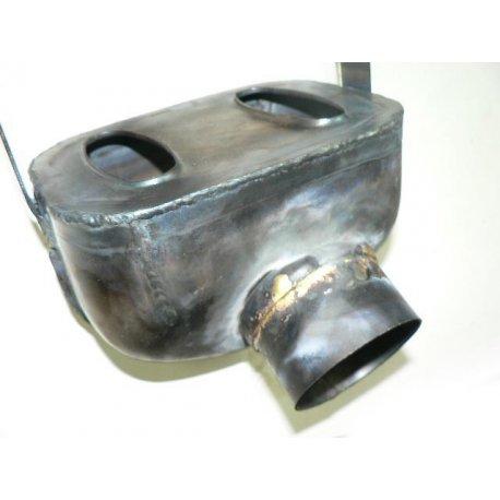 Air filter box - Jawa Libenak - double
