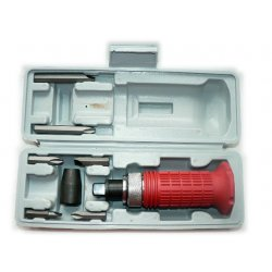 Shock screw-driver for loosening screws