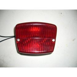 Jawa 634 - zadní světlo