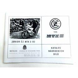 ČZ MTX 3-02 - katalog ND - kopie