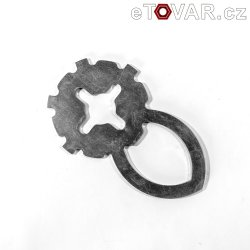 Clutch locking plate - Tatran