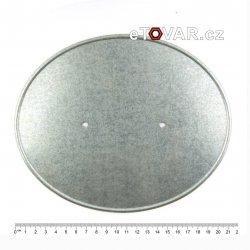 Number plate - Jawa Libenak - side