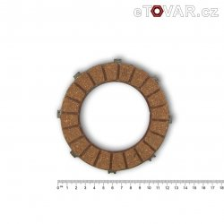 Clutch plate - Jawa Panelka, Californian, Bizon, 634