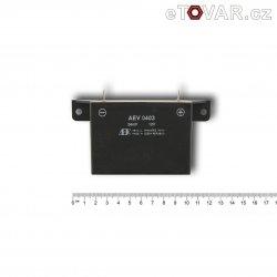Kondenzátor alternátoru k elektronickému zapalování VAPE