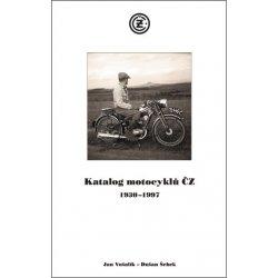 Book: Katalog motocyklů ČZ