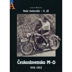 Buch: Naše motocykly - V. díl - Československo M-O