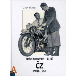 Book: Naše motocykly - II. díl - ČZ