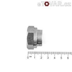 Primary chain wheel nut - Jawa 500 OHC