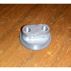 Cap for carburettor slide valve chamber - Jawa 500 OHC