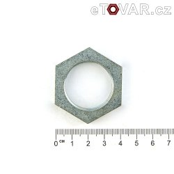 Nut for chain wheel secondary - Jawa 350 SV, OHV