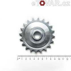 Chain wheel secondary - ČZ 125, 150 C