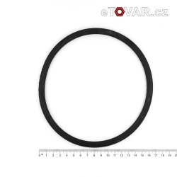 Rubber for rear sprocket carrier cover - Jawa 175 Kyvacka, ČZ 453