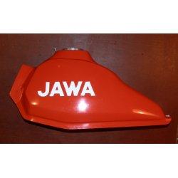 Fuel tank - Jawa Rotax - fiberglass