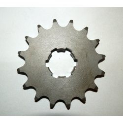 Chain wheel secondary - Jawa Bizon, 634, 639, 640, ČZ 488