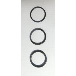 Rubber sealing for rear swinging fork shaft - 25 mm - various options