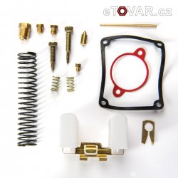 Carburettor repair kit - Jawa 638, 639, 640