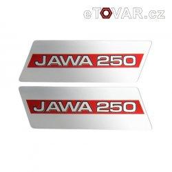 Sticker - Jawa Bizon - for fuel tank - two options