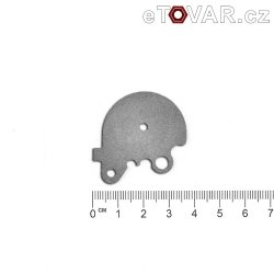 Flap for carburettor choke - ČZ 150 C, Jawa-ČZ 352