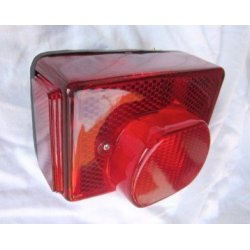 Rear light LUCAS - square