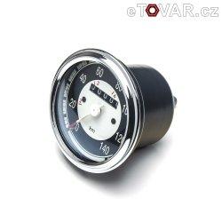 Speedometer - Jawa, ČZ Kyvacka - 140 kmph - type black