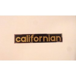 Sticker - Jawa Californian