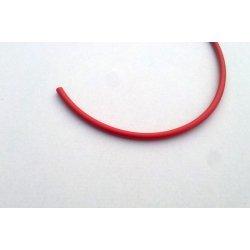 Vysokonapěťový kabel ke svíčce - červený - 0,5 m