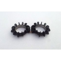 Clamp for exhaust pipe - ČZ 125 B, T - pair - two options