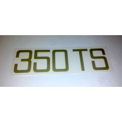 Sticker - Jawa 634 Export