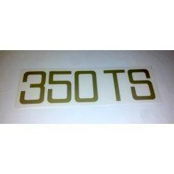 Sticker - Jawa 634 Export