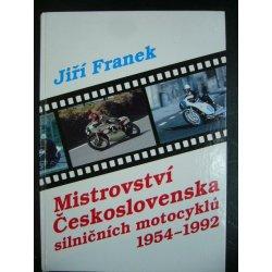 Mistrovství Československa silničních motocyklů 1954-1992