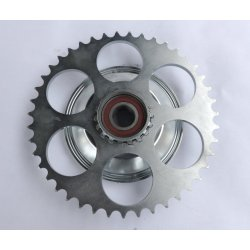 Rear sprocket - Jawa Libenak - cutted - complet - various options