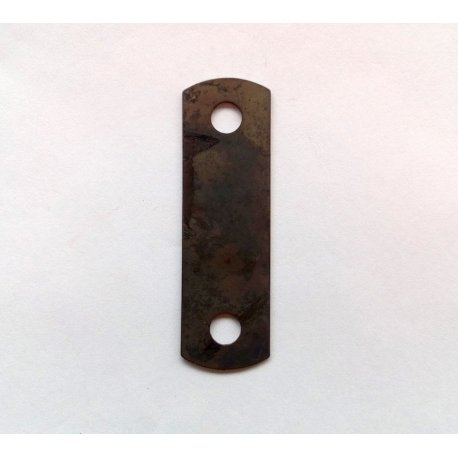 Plate spring holder - Jawa ČZ - spare part for horn