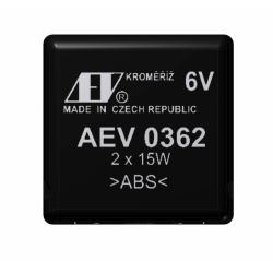Blinkgeber elektronisch - 6V / 2x15W