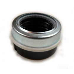 Sealing nut for front fork - Jawa, ČZ - with felt seal