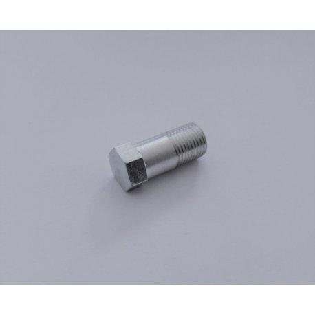 Lower screw for front fork plunger - ČZ 450, 470, 477, 487