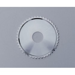Rear sprocket - Jawa 500 OHC 02 - milled
