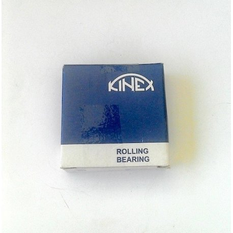 Bearing 6203 2RS - KINEX - for wheels, rear sprocket
